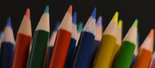 Coloured Pencils (Dark)