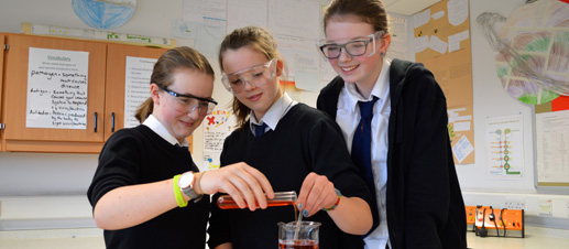 Science Faculty: Experiments with 2L1